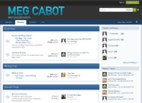 forums.megcabot.com