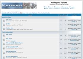 forums.mocksports.com