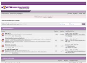 forums.monstersmallbusiness.com
