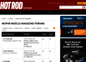 forums.moparmusclemagazine.com