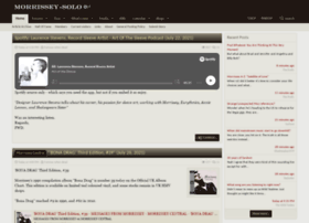 forums.morrissey-solo.com