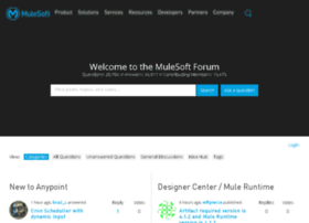 forums.mulesoft.org