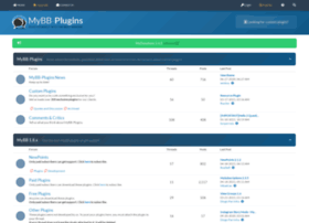 forums.mybb-plugins.com
