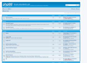 forums.naturalpoint.com