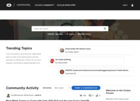 forums.oculus.com