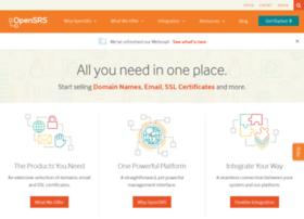 forums.opensrs.com