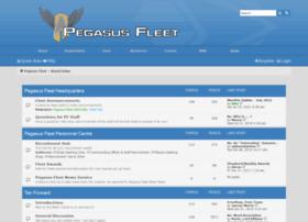 forums.pegasusfleet.net
