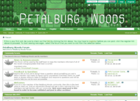 forums.petalburgwoods.com