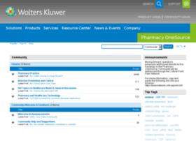 forums.pharmacyonesource.com
