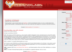 forums.phoenixlabs.org