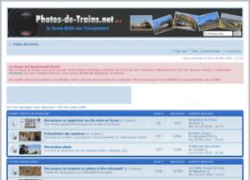 forums.photos-de-trains.net