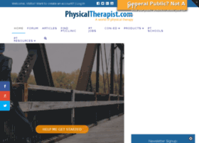 forums.physicaltherapist.com