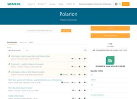 forums.polarion.com