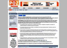 forums.poz.com
