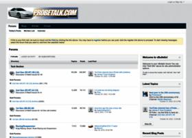 forums.probetalk.com