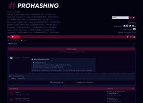 forums.prohashing.com