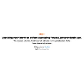 forums.prosoundweb.com