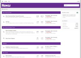 forums.roku.com