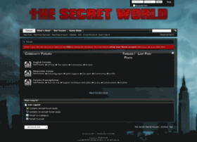 forums.secretworld.com