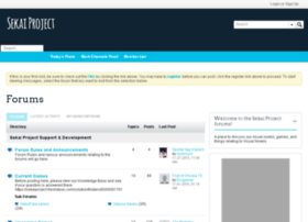 forums.sekaiproject.com
