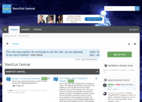 forums.shortcutcentral.org
