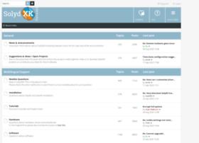 forums.solydxk.com