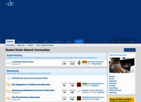 forums.studentdoctor.net
