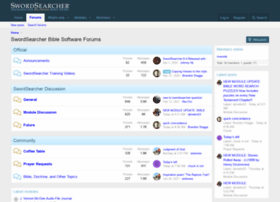 forums.swordsearcher.com