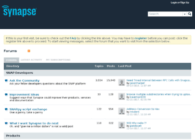 forums.synapse-wireless.com