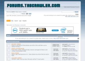 forums.tabcrawler.com