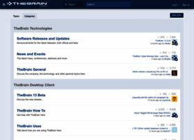 forums.thebrain.com