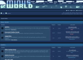 forums.theminusworld.net
