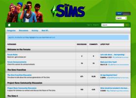 forums.thesims.com