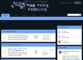 forums.thetoyz.com
