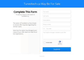 forums.tunedtech.ca