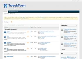 forums.tweaktown.com