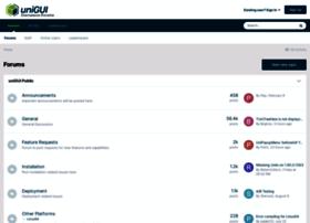 forums.unigui.com