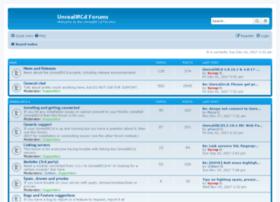 forums.unrealircd.com