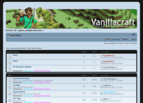 forums.vanillacraft.net