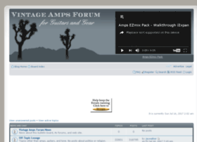 forums.vintageamps.com