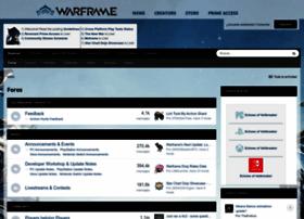 forums.warframe.com
