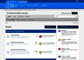 forums.welltrainedmind.com