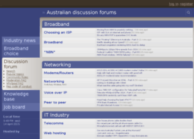 forums.whirlpool.net.au