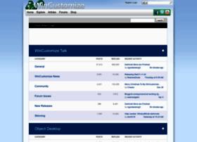 forums.wincustomize.com