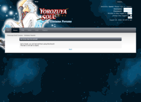 forums.yorozuyasoul.com