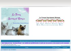 forumsacrementbirman.discuforum.info