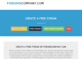 forumscompany.com