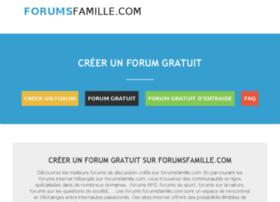 forumsfamille.com