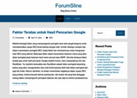 forumsline.com