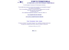 forumterritorial.org
